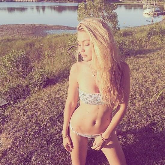 Gigi Hadid Instagram Pictures