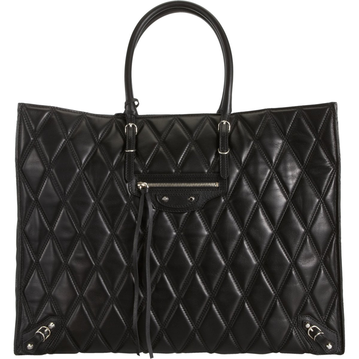 Alentar Escandaloso Compasión  Balenciaga Quilted Bag | Review | POPSUGAR Fashion