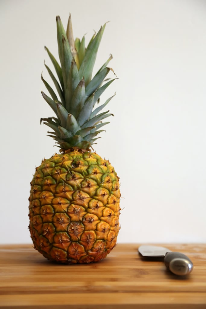 Learn How to Cut a Pineapple