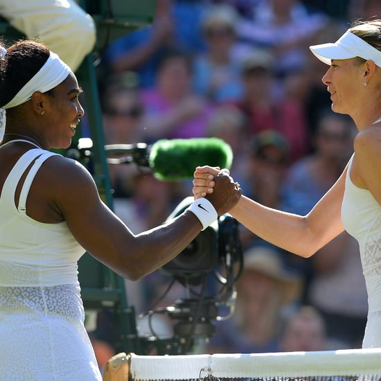 Serena Williams vs. Maria Sharapova Record