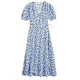 POPSUGAR Wrap Maxi Dress