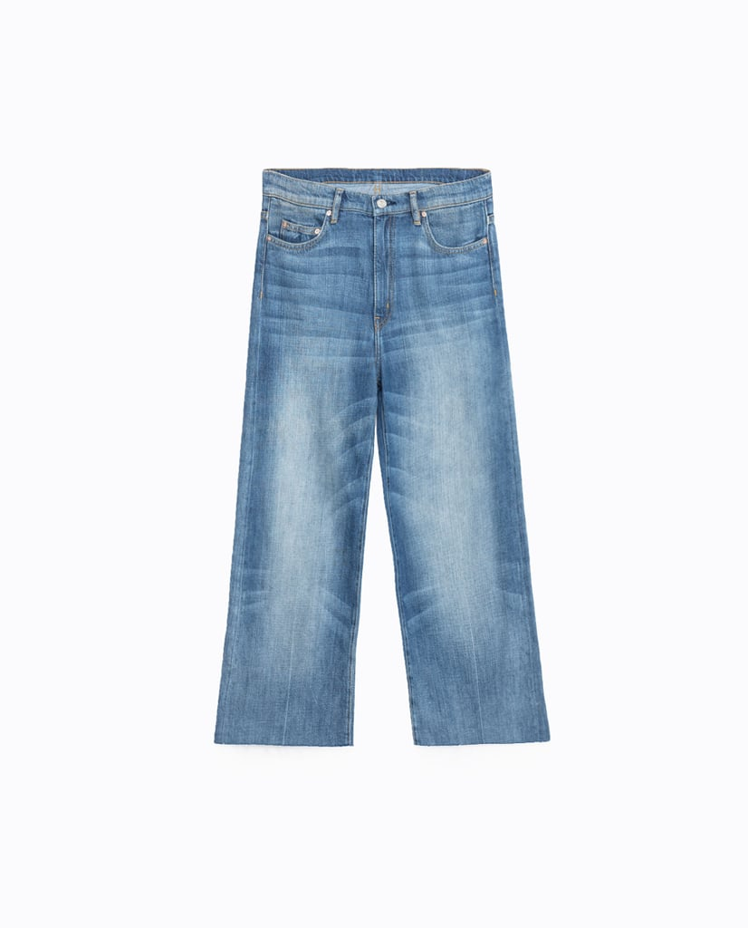 High Rise Flared Jeans ($70)
