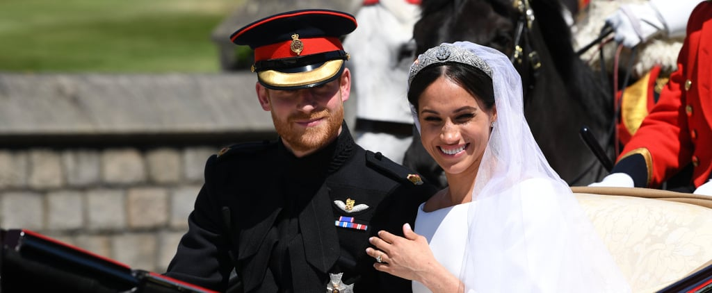 Prince Harry and Meghan Markle Wedding Gifts