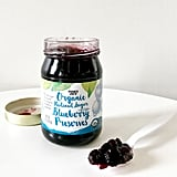 Organic Reduced Sugar Wild Blueberry Preserves ($3)