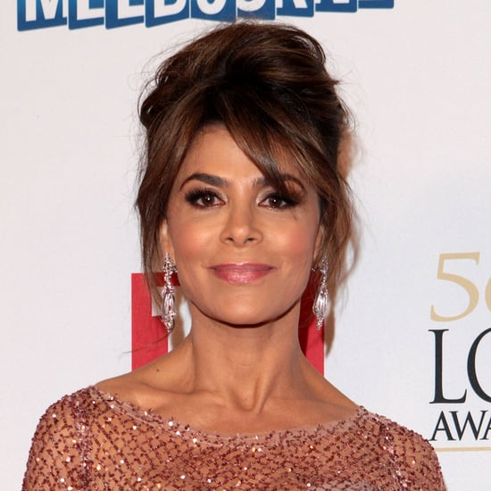 Pictures of Paula Abdul at 2014 Logie Awards