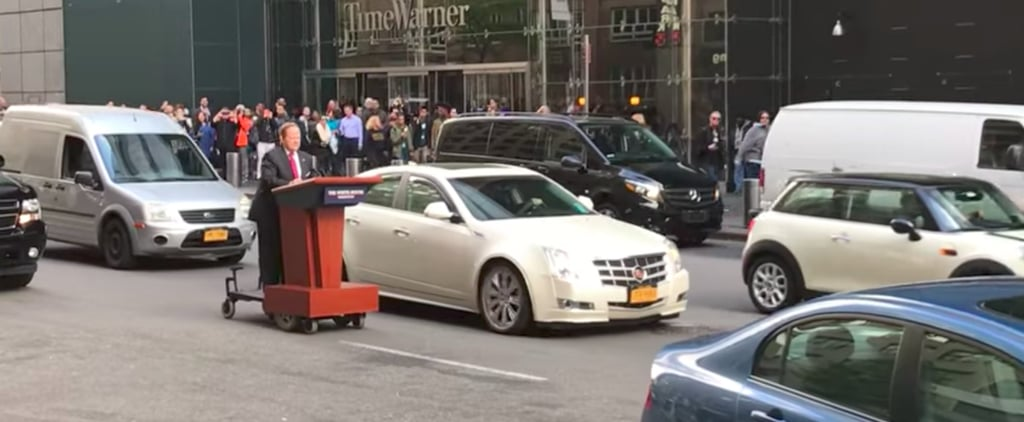 Melissa McCarthy Riding Around NYC as Sean Spicer Will Have You Cry-Laughing