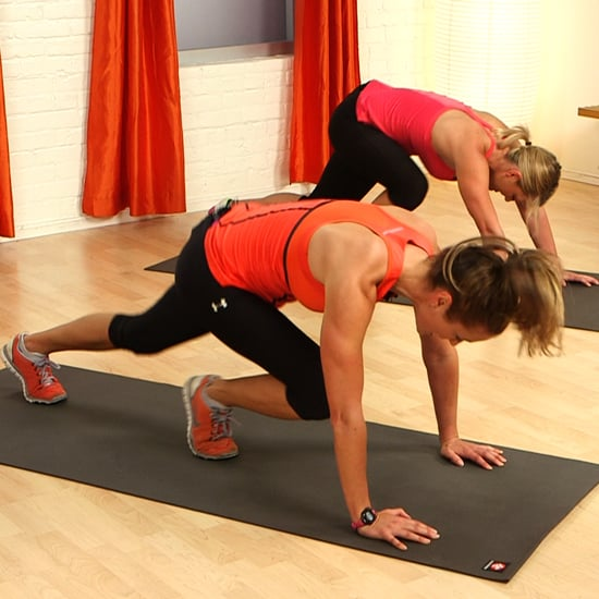 At-Home Tabata Workout — 10 Minutes and Done