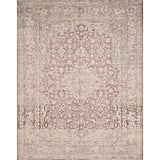 Lucca Terracotta Ivory Rug