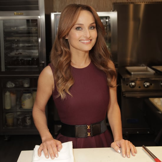 Giada De Laurentiis Holiday Food and Beauty Tips