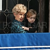 Pictures of Knox and Jane Pitt