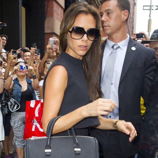 Fashion Flashback: Victoria's Beckham's Best Looks