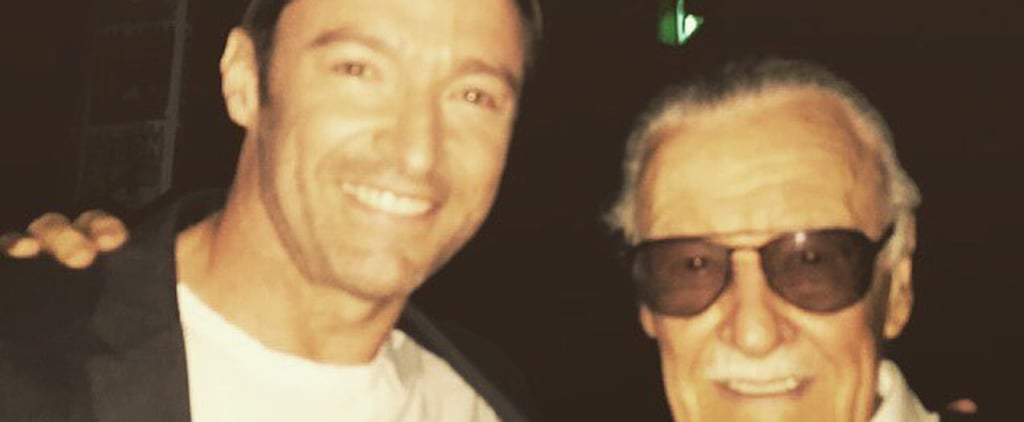 Hugh Jackman's Reaction to Stan Lee's Death November 2018
