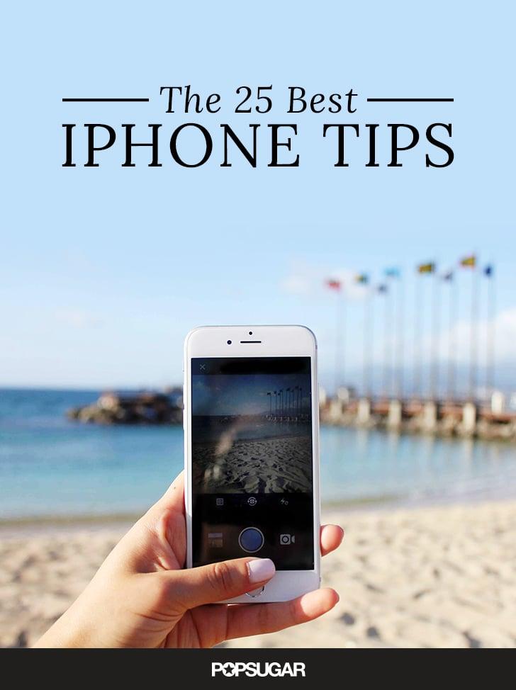 Best iPhone Tips