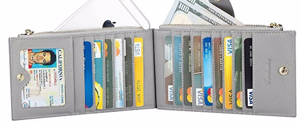 The Bestselling Travel Wallet on Amazon Will Organize Your Life, and It's Only $14!
