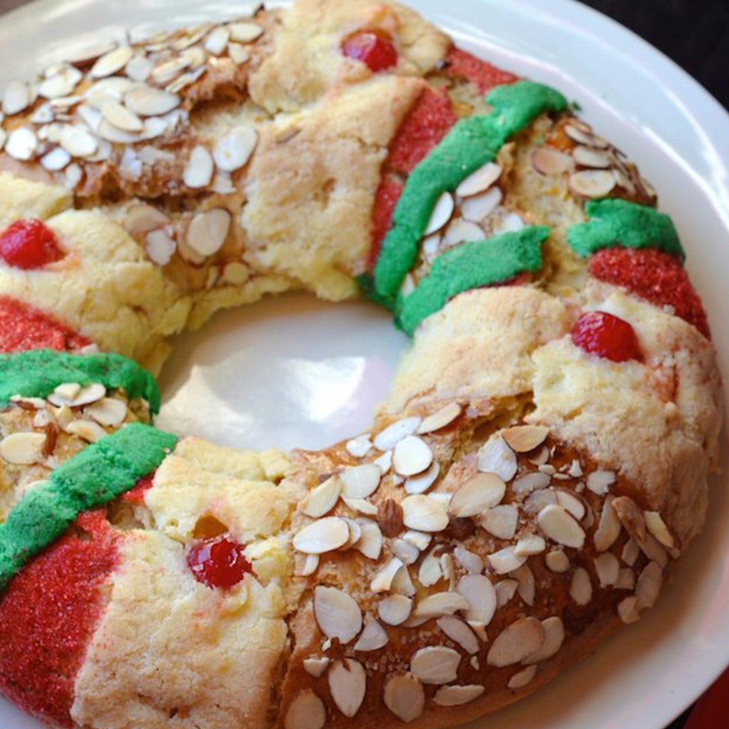 Three kings day cake recipe