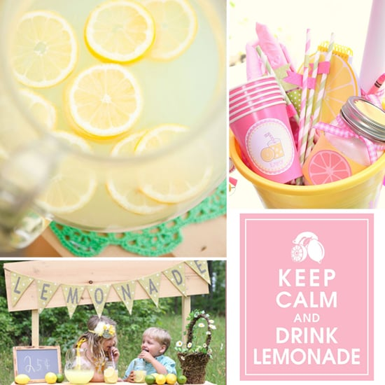 kids 39 lemonade stand ideas popsugar moms On kids lemonade stand ideas