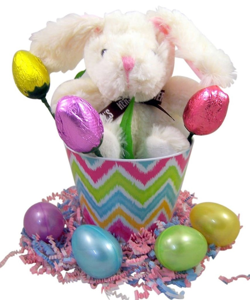 Stuffed animal easter basket best easter baskets on amazon stuffed animal easter basket negle Image collections