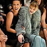 Kate Beckinsale and Jaime King in the Front Row