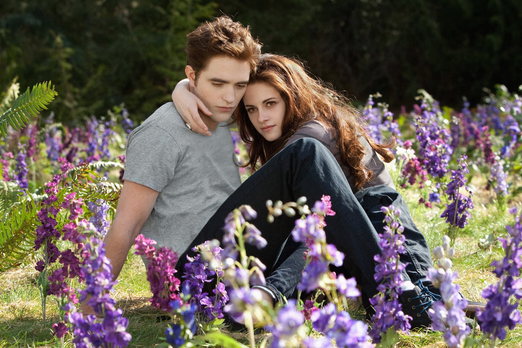 ROBERT PATTINSON and KRISTEN STEWART star in THE TWILIGHT SAGA: BREAKING DAWN-PART 2