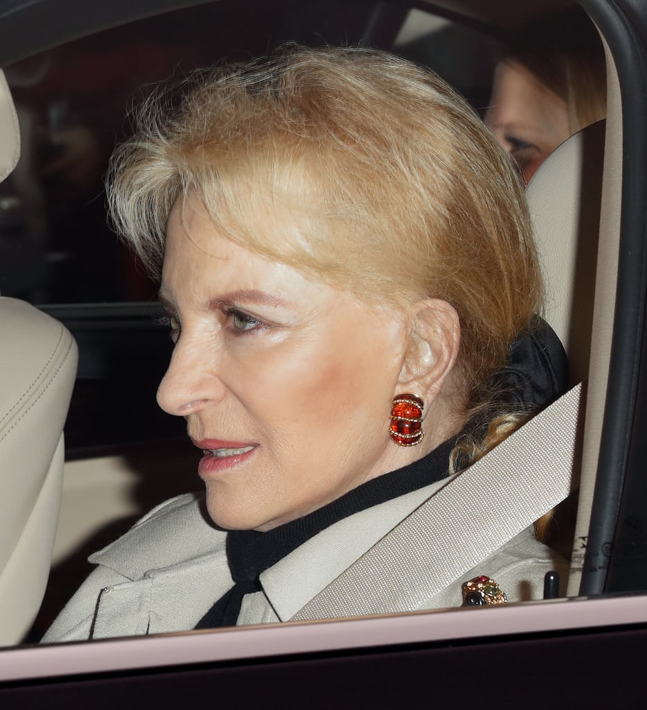 Princess Michael of Kent Racist Brooch Pre Christmas Lunch ...