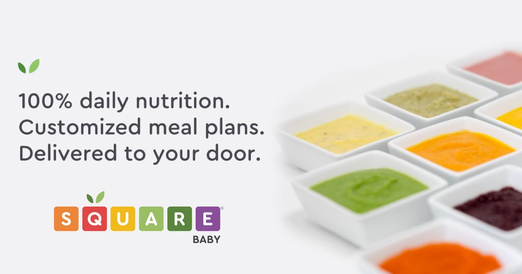 Square Baby meal plan