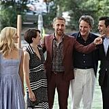 With Damien Chazelle, Olivia Hamilton, Claire Foy, Jason Clark, and Josh Singer.