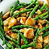 Whole30: Chicken and Asparagus Stir-Fry