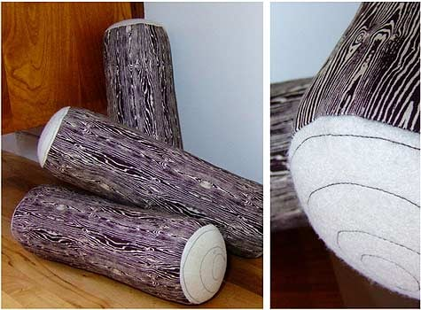 Love It or Hate It? Furni Oki Log Pillow