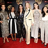 The Cast of Ocean's 8 at CinemaCon Pictures April 2018