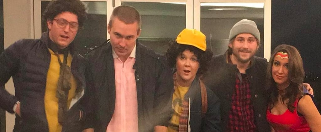Even Celebrities Are Obsessed With Stranger Things For Halloween