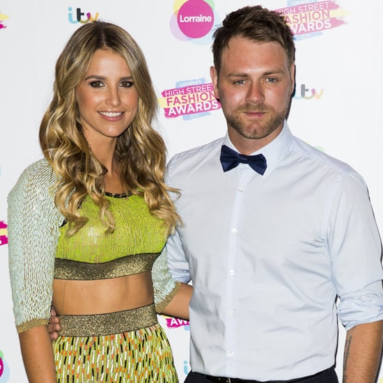 Brian McFadden and Vogue Williams Split