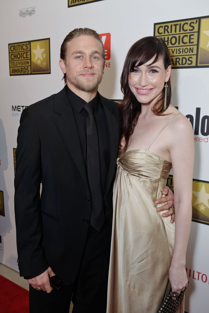Charlie hunnam still dating morgana