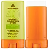 MDSolarSciences Mineral Sunscreen Stick Broad Spectrum SPF 40 UVA-UVB Sunscreen