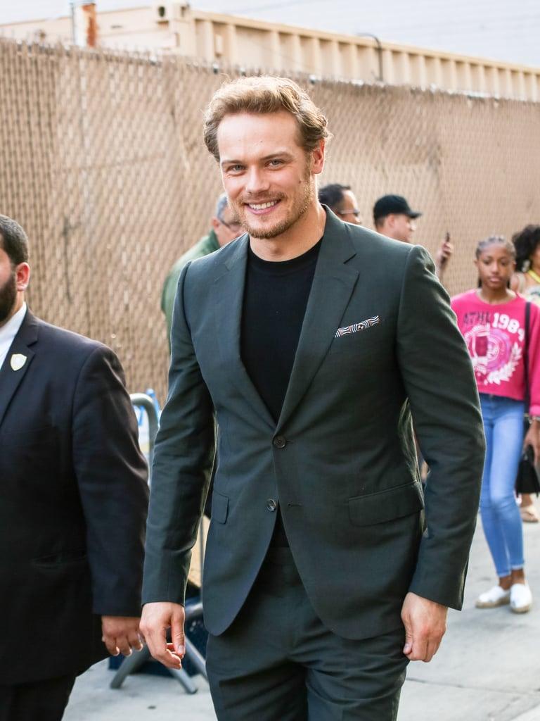 Sam Heughan in LA July 2018 | POPSUGAR Celebrity Photo 19