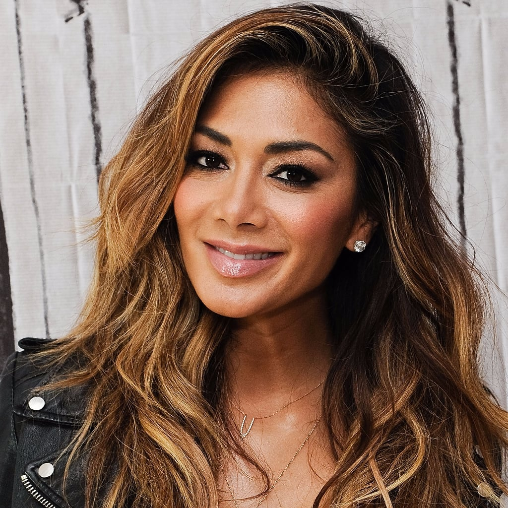 nicole scherzinger best hair and makeup looks popsugar beauty uk