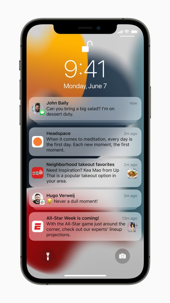 Redesigned Notifications