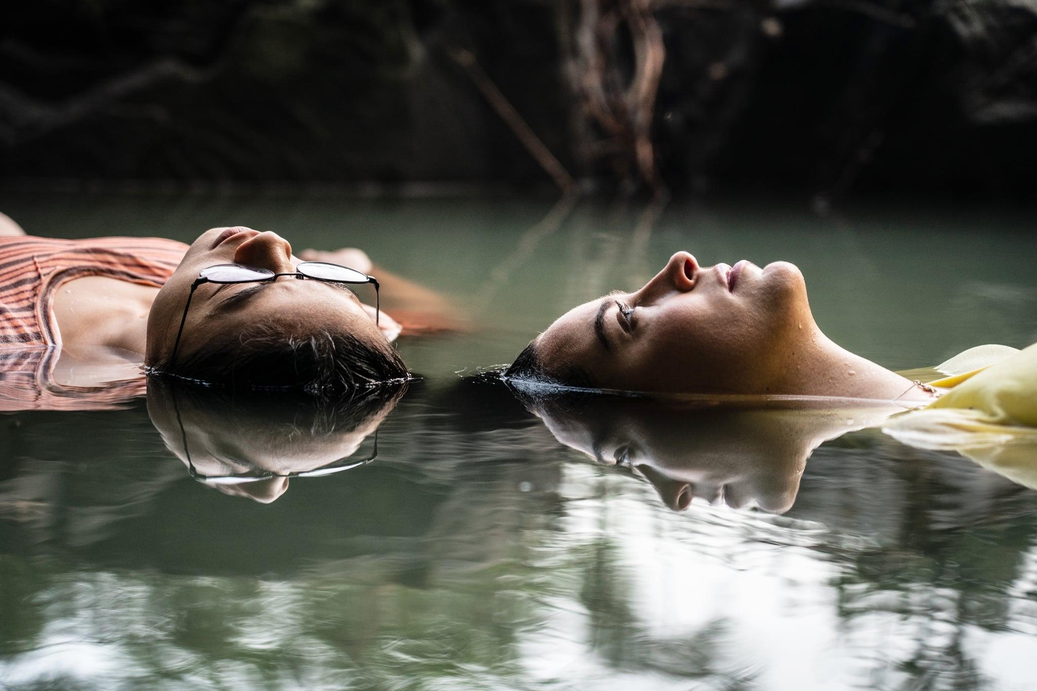 The Half Of It - Leah Lewis, Alexxis Lemire - Photo Credit: Netflix / KC Bailey
