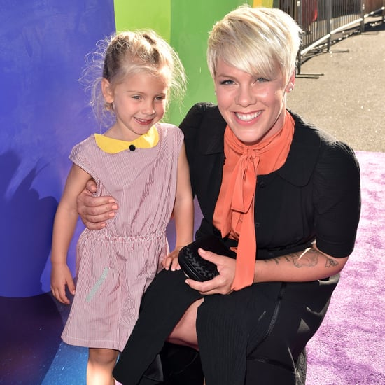 Pink's Quotes About Her Family May 2017