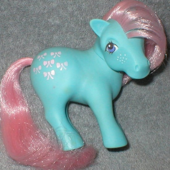 My Little Pony Gets Makeover