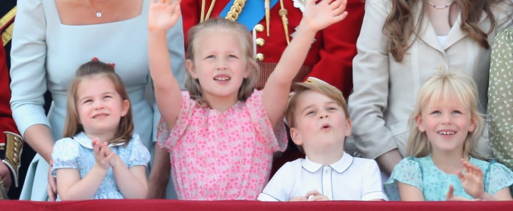Youngest Members of the British Royal Family
