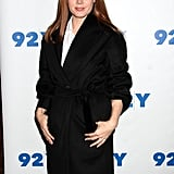 Amy Adams attended a special event for her movie Big Eyes at the 92nd Street Y in NYC on Friday.