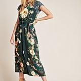 Farm Rio Emerald Maxi Dress