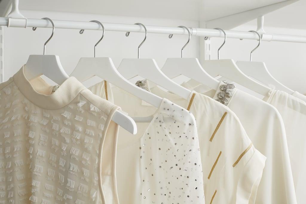 Old or unused hangers