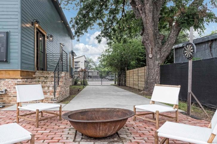fixer upper shotgun house is for sale popsugar home photo 21. Black Bedroom Furniture Sets. Home Design Ideas
