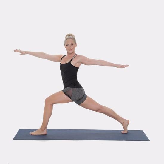 Leg-Toning Yoga