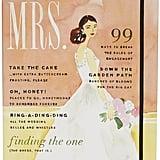 Kate Spade New York Mrs. Magazine Bridal Planner