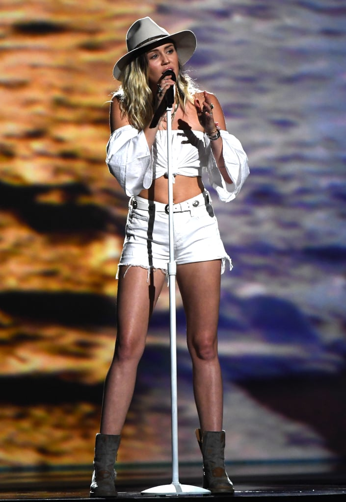 Miley Cyrus Outfit 2017 Billboard Music Awards