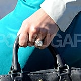 See Jessica Biel's Engagement Ring