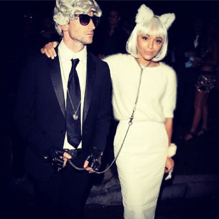 Leave It to the Fashion Crowd to Have the Best Costume Inspiration