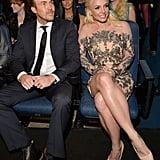 Britney Spears Makes a Rare Award-Show Appearance